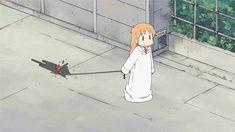 anime gif | Nichijou Gifs! - anime Photo