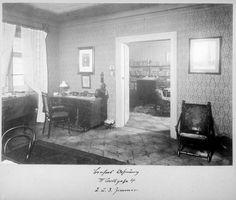 Johannes Brahms, Apartment Karlsgasse Wien