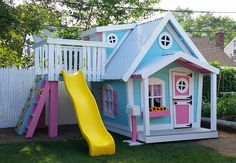 Make A Wish Foundation Playhouses