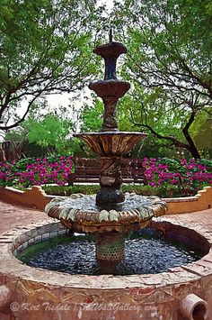The Spanish Fountain