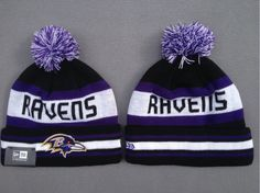 NFL Baltimore Ravens Beanies (3) , for sale online  6.9 - www.hats-malls.com