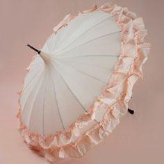 Wedding Rentals: Vintage Umbrellas & Parasols from Bella Umbrella Rain Umbrella, Folding Umbrella, Under My Umbrella, Vintage Umbrella, Vintage Fans, Vintage Style, Brollies, Umbrellas Parasols, Wedding Rentals