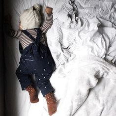 Rain overall - Fin & Vince @littlecocoabean Baby clothing, baby overalls, rainy day, baby socks, baby bonnet, hipster baby.