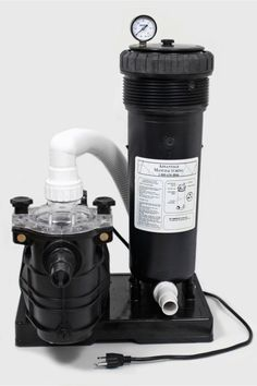 Above Ground Cartridge Filter System 1 HP 50 Sq Ft W/ Element #Advantage