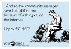 Happy Community Manager Appreciation Day!  You ROCK!   #CMAD2017 #CM #CMAD