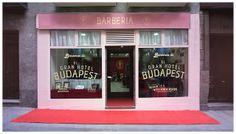La Barbería de El Gran Hotel Budapest en #Malasaña #Madrid