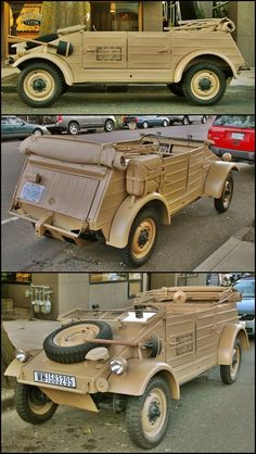 1943 Kubelsitzwagen Type 82