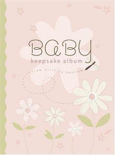 Love it -  Baby Keepsake Album: From Birth to Baptism (pink) / http://mormonfavorites.com/baby-keepsake-album-from-birth-to-baptism-pink-2/  #LDS #Mormon #LDSproducts