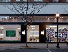 Apple Store, Clarendon
