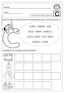 Atividades de A á Z Dani Educar First Grade, Literacy, Alphabet, Ads, School, Amanda, Spanish, Link, Letter P Activities