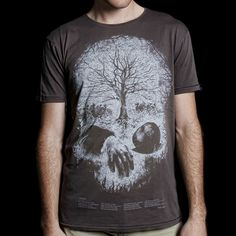 The Affair - Poison Tree Graphic T-Shirt at Kuji Shop, £30