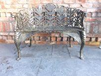 Garden Furniture Garden Furniture, Outdoor Furniture, Outdoor Decor, Cast Iron Bench, Bench Set, Victorian Gardens, Garden Seating, Architectural Salvage, Architecture