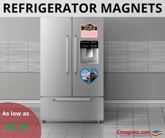 Attract new customers and build lasting relationships with everyone's favorite refrigerator magnets. Grab them and enjoy FREE art set up plus other exciting offers. Refrigerator Magnets, French Door Refrigerator, Indoor, Relationships, Free, Interior, Relationship, Dating