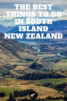 Looking for inspiration for when you travel to New Zealand? Tap this pin to discover the best things to do in South Island, New Zealand. Vietnam Travel, Thailand Travel, New Zealand Travel Guide, New Zealand South Island, South America Travel, Amazing Destinations, Travel Destinations, Ultimate Travel, Beautiful Places To Visit