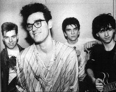 """""""Heaven knows I'm miserable now"""" ~Smiths"""