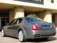 Maserati Quattroporte S Maserati Quattroporte, Shabby Chic Homes, Modern Luxury, Cars And Motorcycles, Luxury Cars, Transportation, Automobile, Japan, News