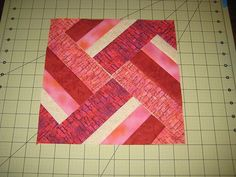 Sister Of The Divide: Scrappy Valentine's Day Table Runner Tutorial