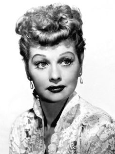 Lovely Lucille Ball, in my opinion, she is one of the most beautiful women in the world, and totally pin-up worthy!