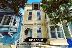 JUST SOLD for $988,000! So happy to close escrow on this adorable Victorian view condo that blends old world charm with modern updates. Congratulations to my dear friend/buyer who got her first offer accepted and at the asking price! If you are thinking of making a move, I can help you find your dream home too. Contact me today! VIVIAN LEE - Realtor, DRE # 01342994 | City Real Estate | (415) 717-6308, vivian@cityrealestatesf.com, vivianleesf.com Old World Charm, Dear Friend, Dreaming Of You, Condo, Congratulations, Multi Story Building, Real Estate, Victorian, Mansions