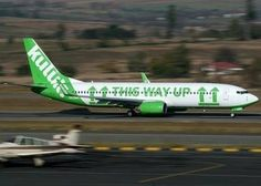 Kulula Airlines: Funny 'Flying Jet Brings Airplane Humor To The Skies Airline Humor, Global Tv, Aviation Humor, Sky Photos, Side, African Culture, South Africa, Pilot, Hilarious