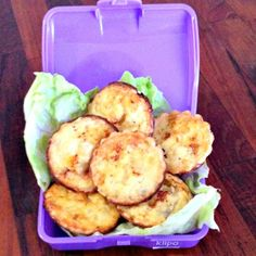 Recipe Little Fingers Lunch Box Quiche by Katiekategriffiths, learn to make this recipe easily in your kitchen machine and discover other Thermomix recipes in Baking - savoury. Snack Boxes Healthy, Savory Snacks, Lunch Snacks, Box Lunches, School Lunch Recipes, Lunch Box Recipes, Lunchbox Ideas, School Snacks, Healthy Family Meals