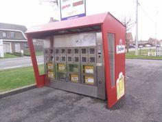 Bildergebnis für drinks crates machine