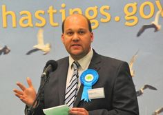 Matthew J Lock A former Sussex councillor, who recently announced his sudden resignation, was arrested on suspicion of a child sex offence, it has been revealed.
