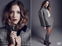 """Katie Cassidy of """"Arrow"""" Shows Off '90s Beauty Trends   StyleCaster"""