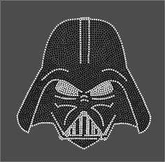 STAR WARS Darth Vader Storm Trooper by RhinestonesTransfers