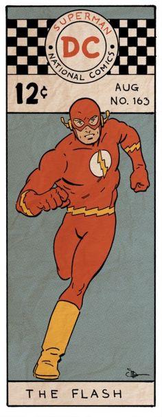 The Flash. Evan Shaner