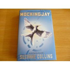 Mockingjay  Book 3 in the Hunger Games series. Personally, my favorite out of the group.