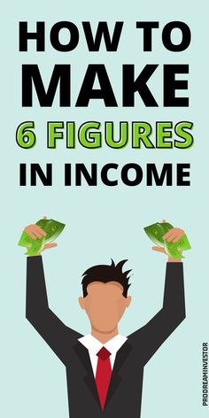 Learn how much is 6 figures and how to reach a six-figure salary. Discover jobs with a 6 figure potential that require or don't require a degree. #6figuresincome Earn More Money, Earn Money Online, Make Money Blogging, Make Money From Home, Money Saving Tips, Way To Make Money, Online Earning, Money Management, Helping Others