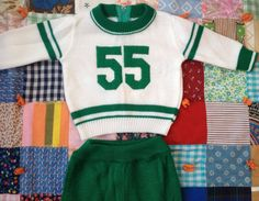 70s Green Bay Packers Set 36 Months by lishyloo on Etsy, $10.00