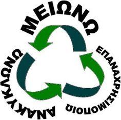 Environmental Education, Earth Day, Recycling, Logos, School, Logo, Upcycle