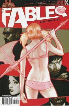 Fables #14 (Aug 2003)