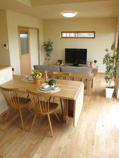 Japanese Living Rooms, Japanese Home Decor, Japanese Interior Design, Minimalist Interior, Minimalist Home, Muji Furniture, Muji Haus, Home Living Room, Living Room Decor