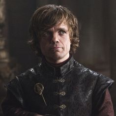 One of the best characters EVER. He´s even better in the books.