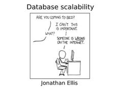 what-every-developer-should-know-about-database-scalability by jbellis via Slideshare