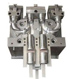 Genca offers injection mold design and a selection of check valves, End Caps, Nozzles and Adapters. Our custom designed check vales are manufactured from high abrasion resistant materials.