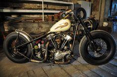 HardSun Motorcycles: Knucklhead 1947