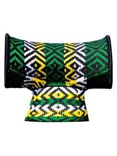 Stool / Ottoman Moroso M'Afrique - Touti design Patricia Urquiola