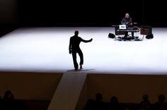 Isolotto della Compagnia Virgilio Sieni al Teatro Goldoni di Venezia il 15 dicembre 2016.
