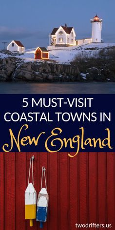 5 Must-See Spots on a New England Coast Road Trip : 5 Must-See Spots on a New England Coast Road Trip Lighthouses, lobsters, & leisure. There is so much to do on a New England coast road trip. This itinerary will ensure you see the top spots. New England States, New England Fall, New England Travel, Usa Tattoo, East Coast Travel, East Coast Road Trip, Pacific Coast Highway, Blue Ridge Parkway, Road Trip Usa