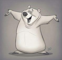 S. T. Lewis #bear
