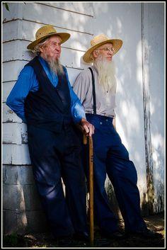 Amish Elders