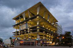From Facades to Floor Plates & Form: The Evolution of Herzog & de Meuron,Herzog & de Meuron's 1111 Lincoln Road, Miami Beach, Florida, USA (2005-2008, realisation 2008-2010). Image Courtesy of Xavier de Jauréguiberry
