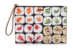 Kate Spade New York Hello Tokyo Bento Box Pouch - off, found on sale for Quirky Girl, Novelty Bags, How To Make Purses, Kate Spade Clutch, Outfit Maker, Bento Box, Fashion Essentials, Printed Bags, Purses And Bags
