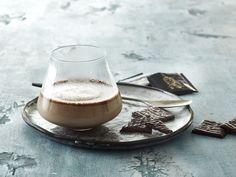 Varm melk med After Eight