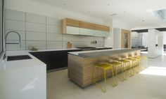 Tripartite House by Intexure Architects