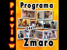 Preview do Programa Zmaro 046 -- de churros, fotografo, gibis, raridades a criação de vinhetas